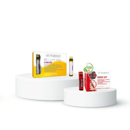 MARNYS® Szépség + lendület vitamincsomag