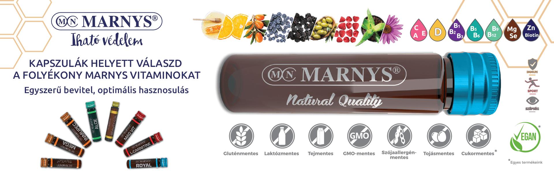 MARNYS® termékek