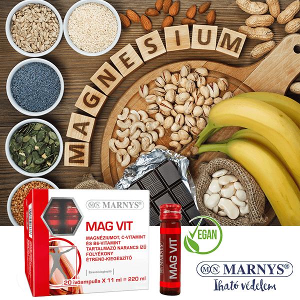Az izom- és az idegrendszer egészséges működéséhez fogyassz magnéziumkészítményeket!