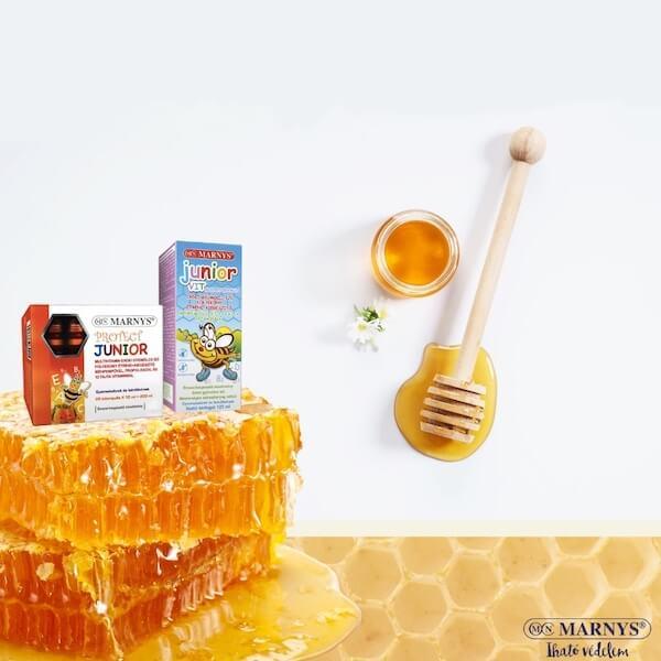 Méhpempő és propolisz gyermekeink egészségéért