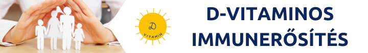 D-vitaminos immunerősítés