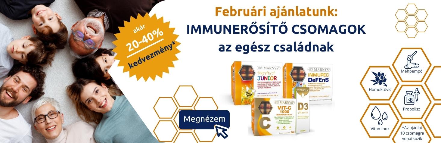 D vitaminos immunerősítés
